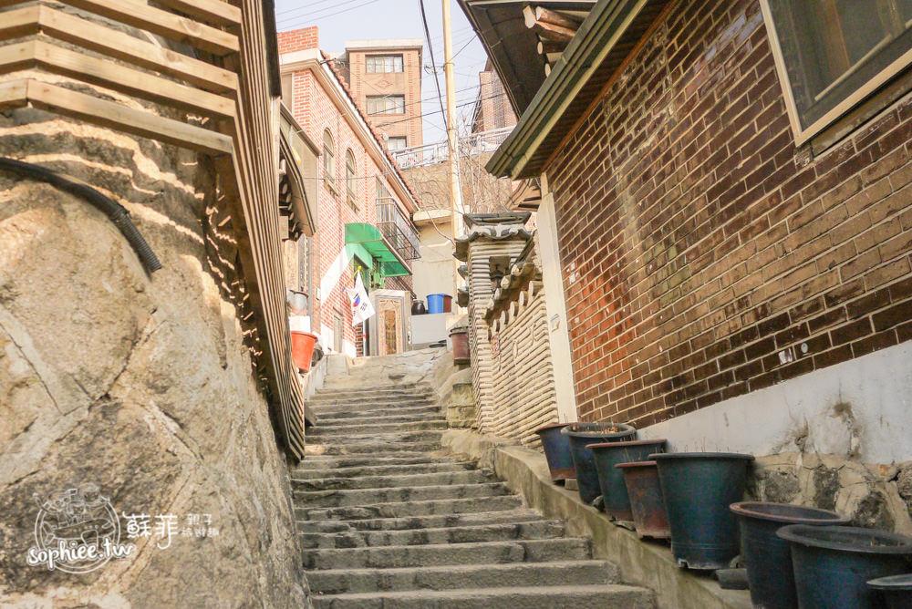 北村 8景 | 三清洞石階路