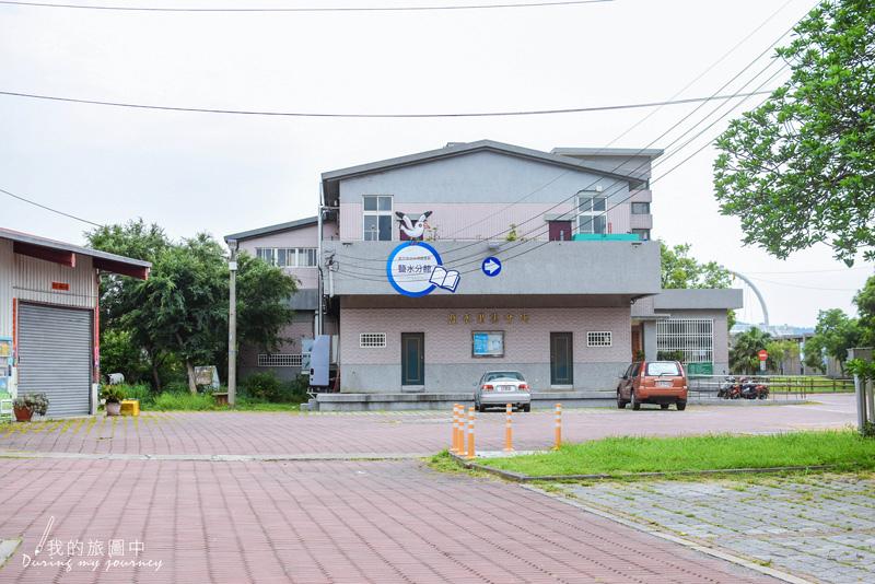 新竹市圖書館鹽水分館