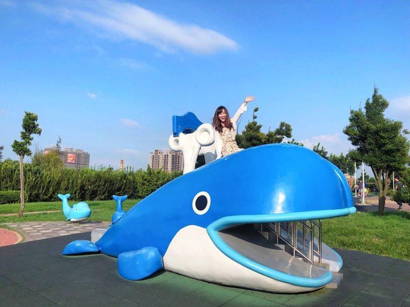 台中梧棲景點頂魚寮公園
