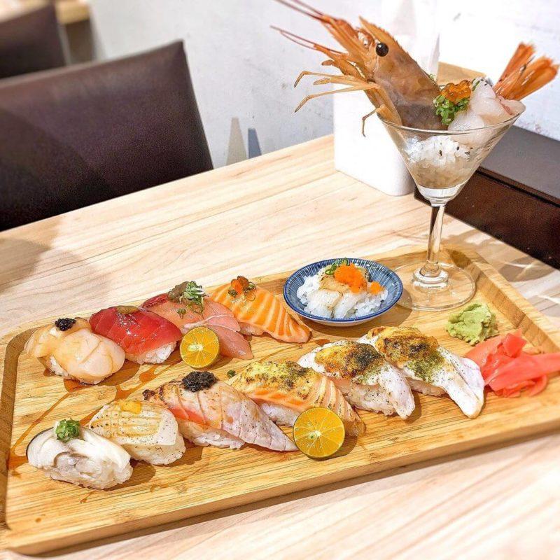 小栗食堂 おぐりしょくどう|中永和日式料理|頂溪站壽司|頂溪站日式料理