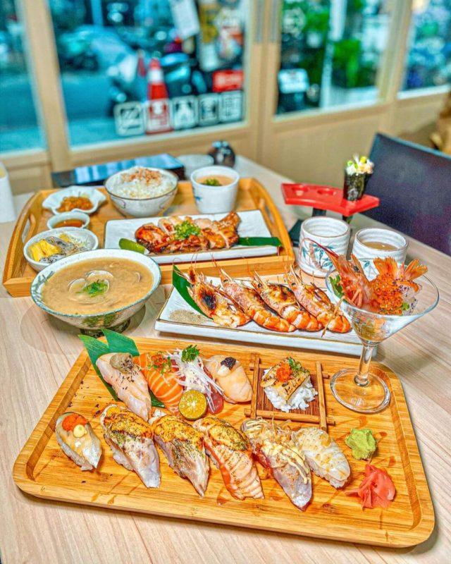 小栗食堂 おぐりしょくどう|中永和日式料理|頂溪站壽司|頂溪站日式料理|握壽司