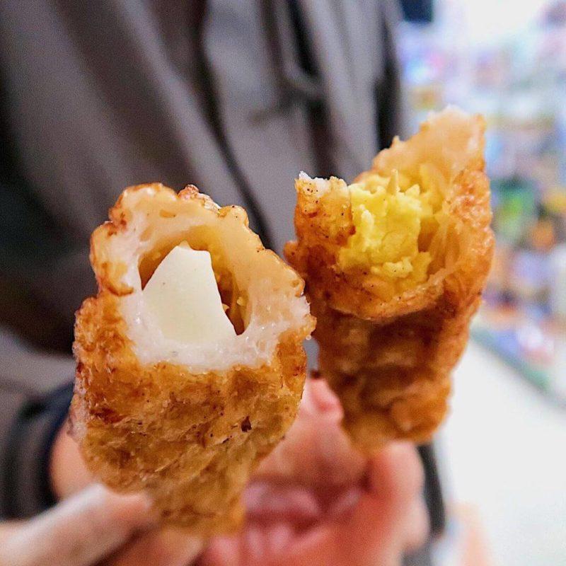 深海旗魚串|樂華夜市美食|樂華夜市必吃|夜市美食|中永和夜市美食