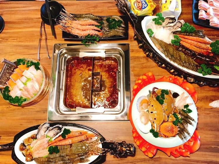台中美食 台中火鍋 台中打卡餐廳 台中餐廳 台中網美景點 圓砌升降鍋物