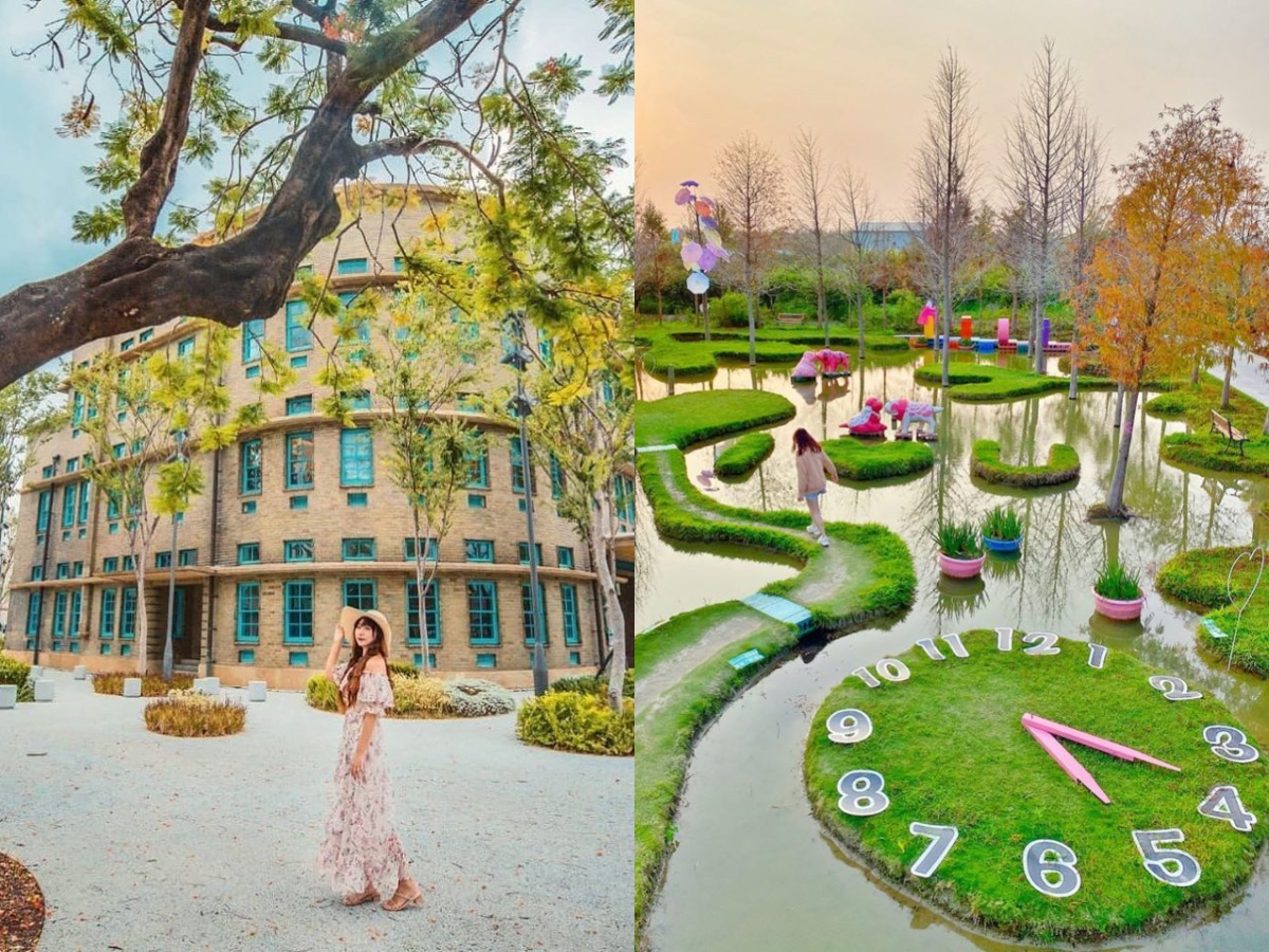 2021春節|雲嘉南新舊旅遊景點大集合!過年南漂去南部走春