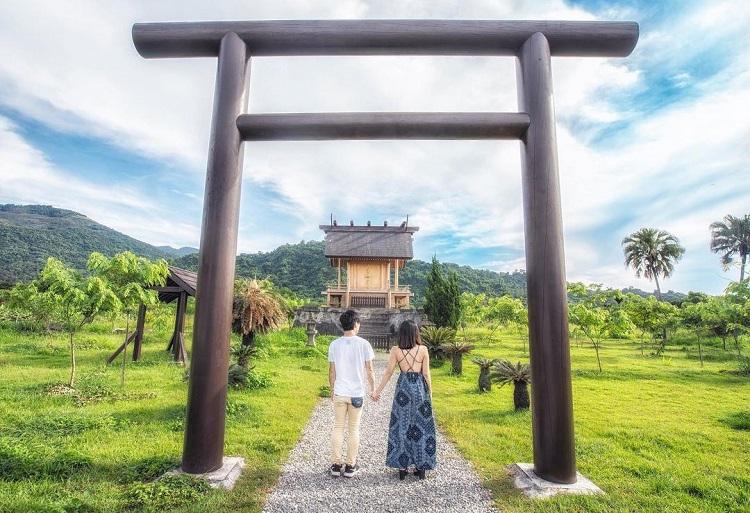 過年旅遊景點春節旅遊景點台東鹿野村神社
