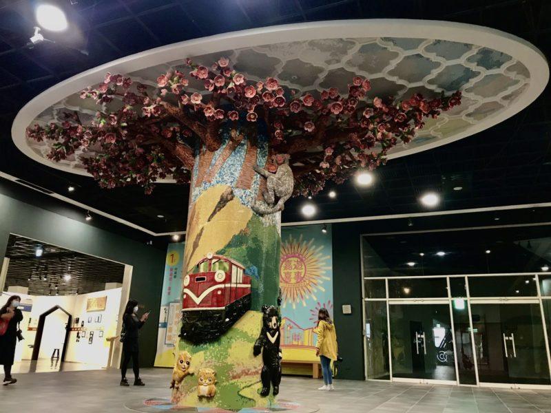 嘉義市立博物館|阿里山櫻花樹|