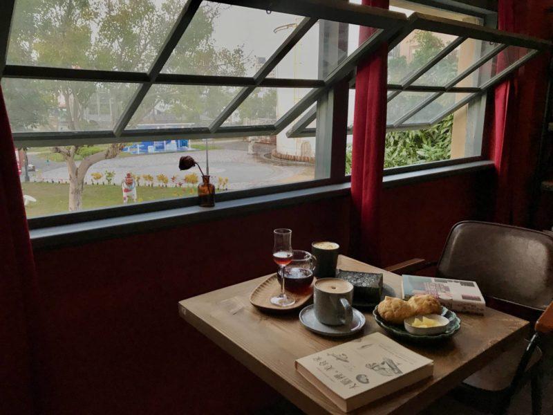 嘉義景點|國王蝴蝶|嘉義咖啡廳