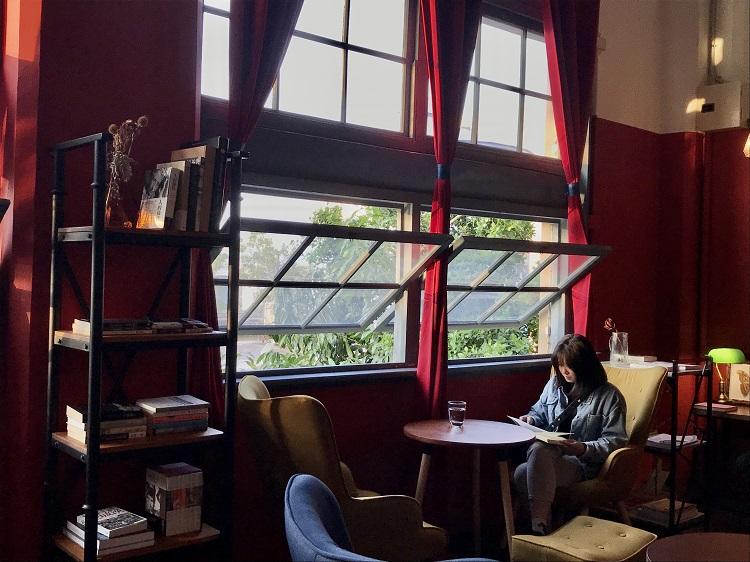 嘉義美食|嘉義咖啡廳|國王胡蝶