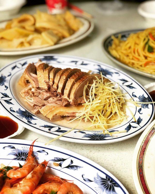 金山美食,金山老街,金山鴨肉,金山廟口鴨肉