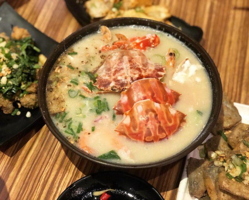 大碗螃蟹,金山美食