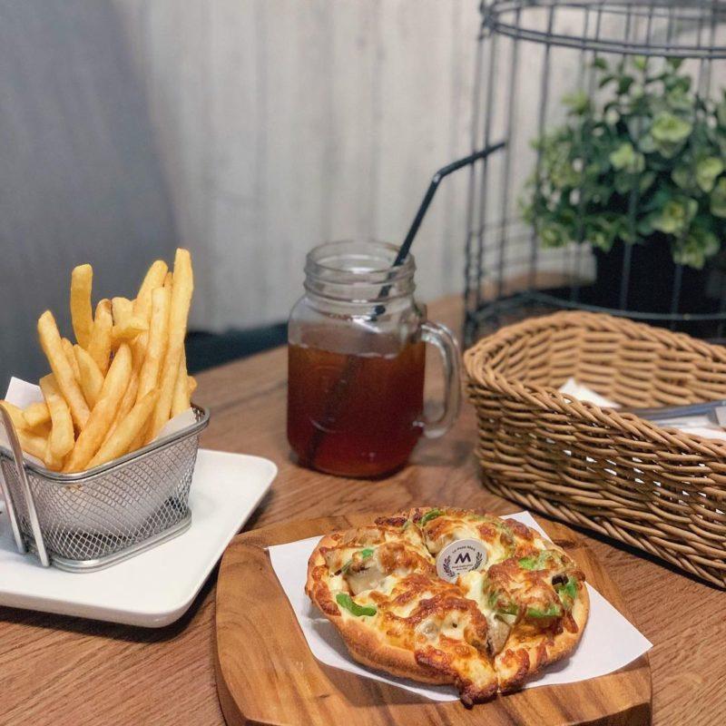 小瑪克手工披薩,金山美食,金山老街