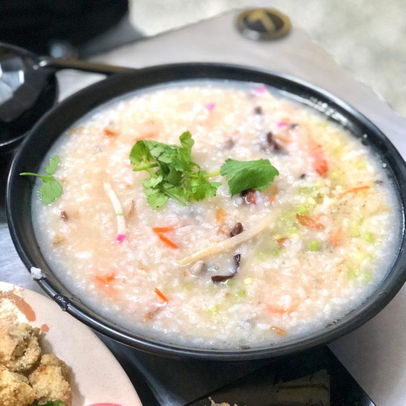 柳媽媽海鮮粥麵館,金山老街,金山美食