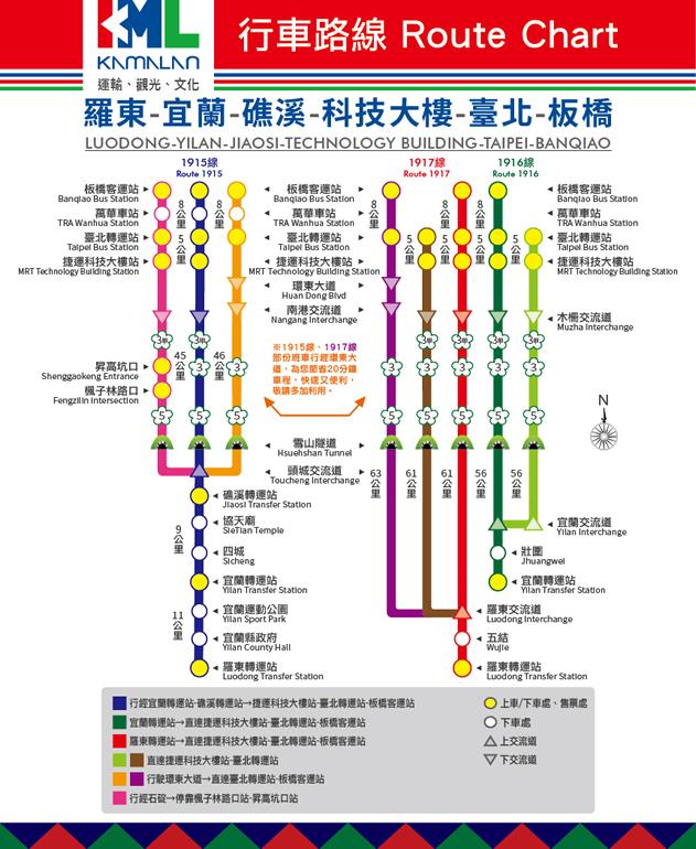 2021綠博交通資訊,噶瑪蘭客運