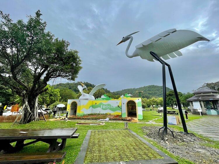 換宿鳥日子,2021宜蘭綠色博覽會