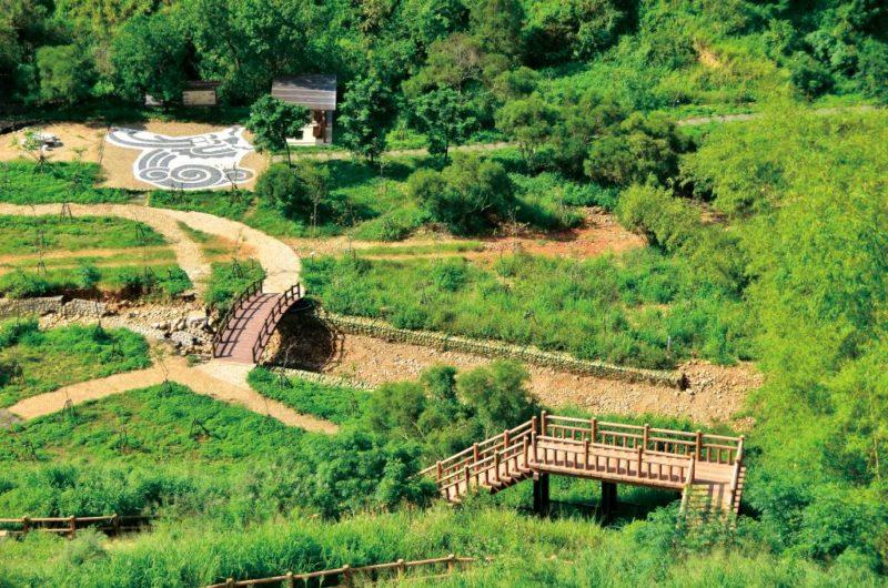 竹坑南寮登山步道,台中龍井區景點,宅在台中宅度假