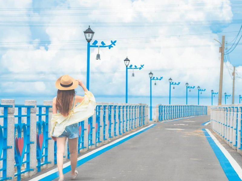 麗水魚港,台中龍井區景點,宅在台中宅度假