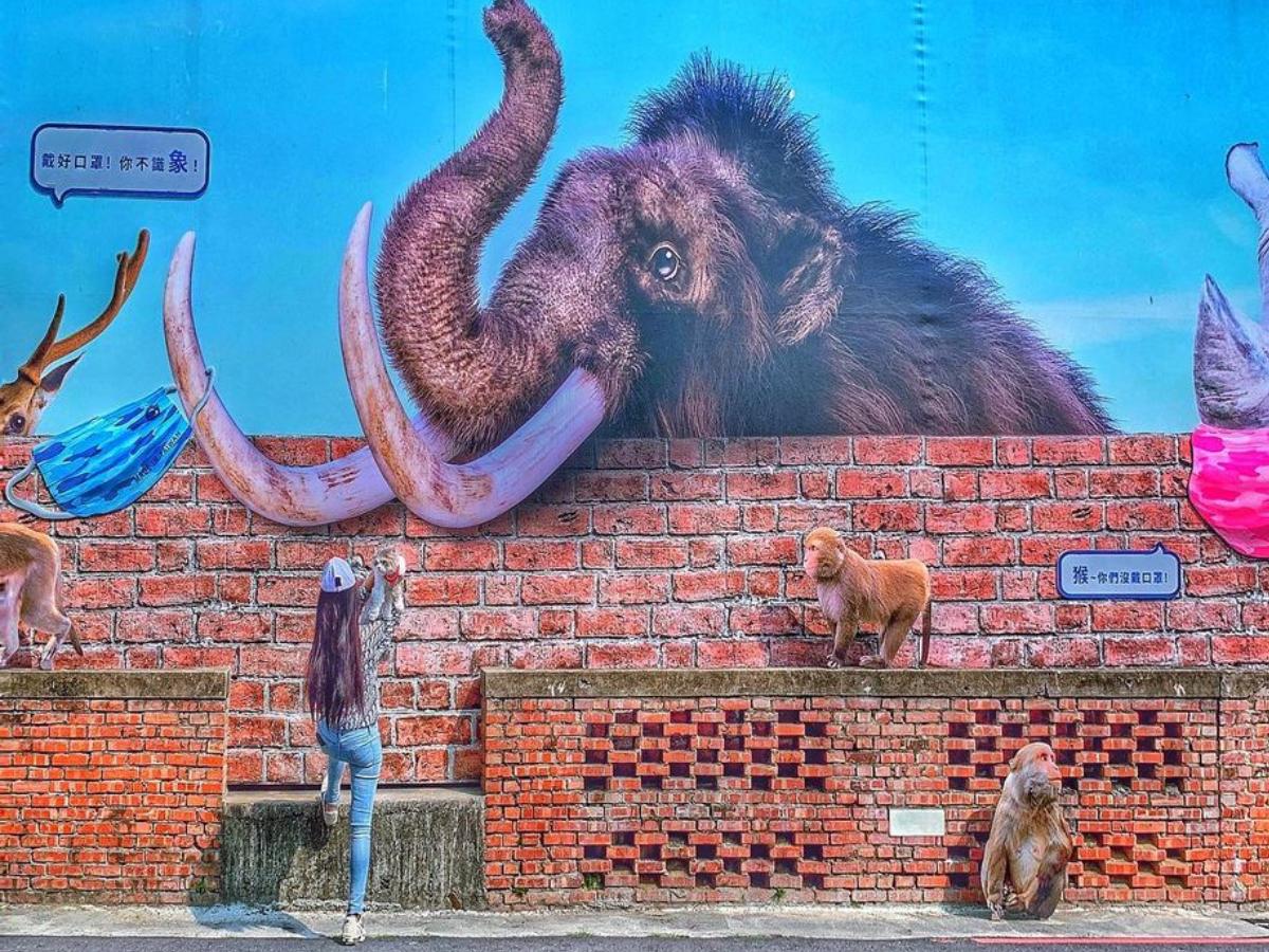恐龍化石大集合!臺南左鎮化石園區 親子共遊新熱點