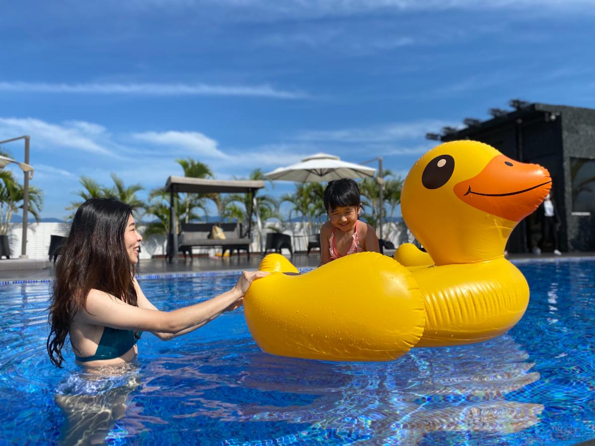 【宜蘭旅遊】宅旅行的住宿首選!拍照打卡零失敗的超夢幻「無邊際泳池」