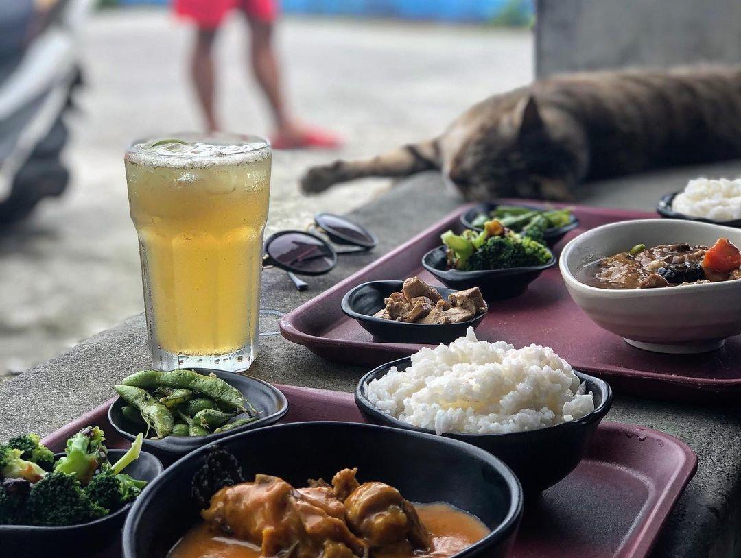 蘭嶼美食人魚和貓