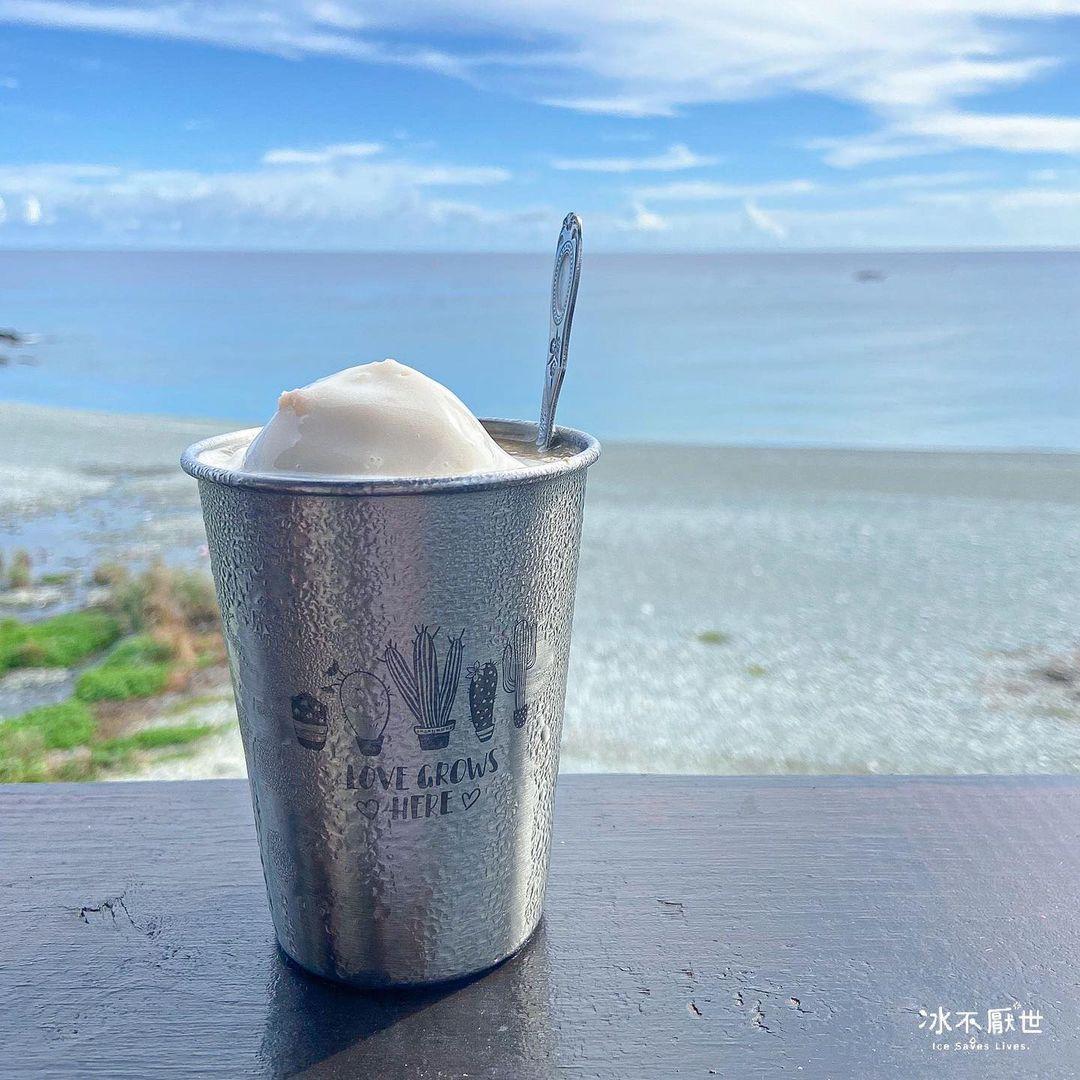 蘭嶼美食雯雯芋頭冰