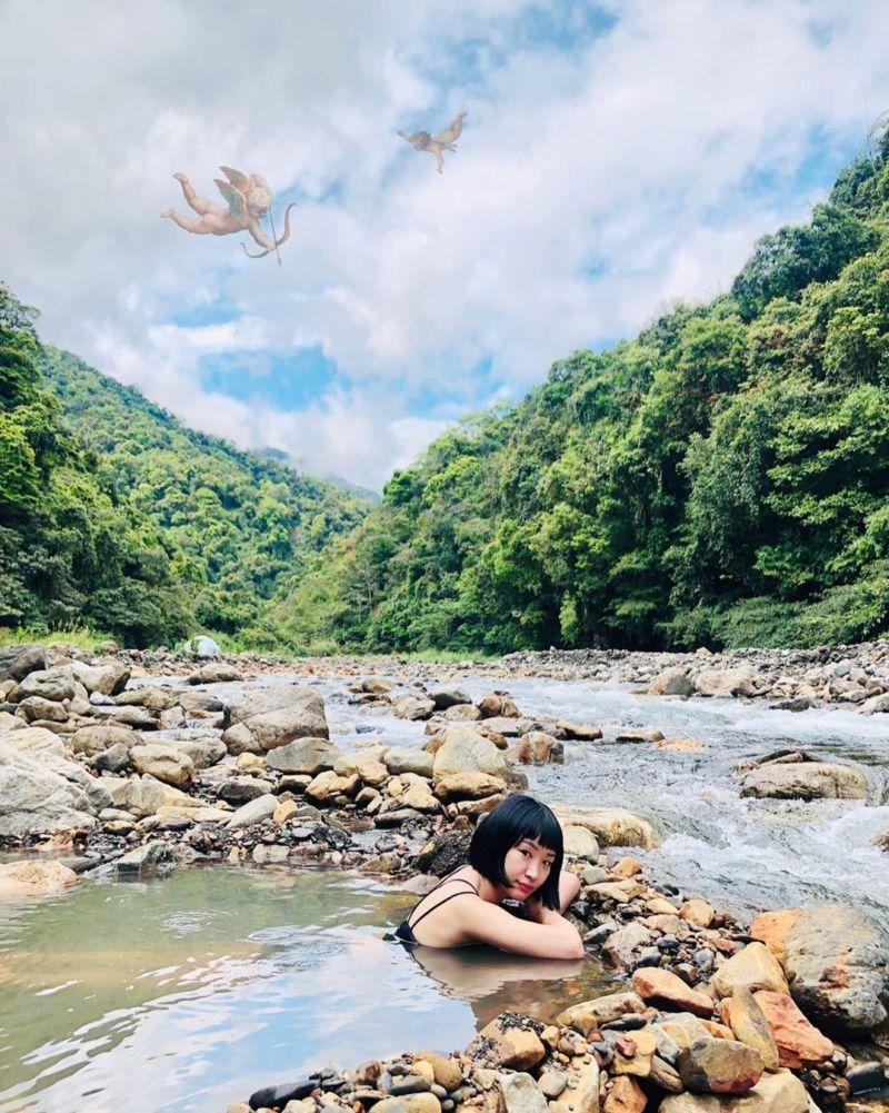 宜蘭梵梵野溪溫泉