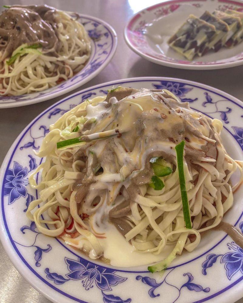 台南善化超悅涼麵