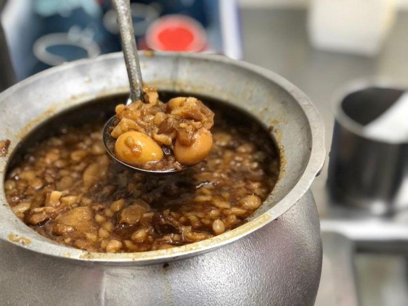 台南善化阿牛仔牛肉湯